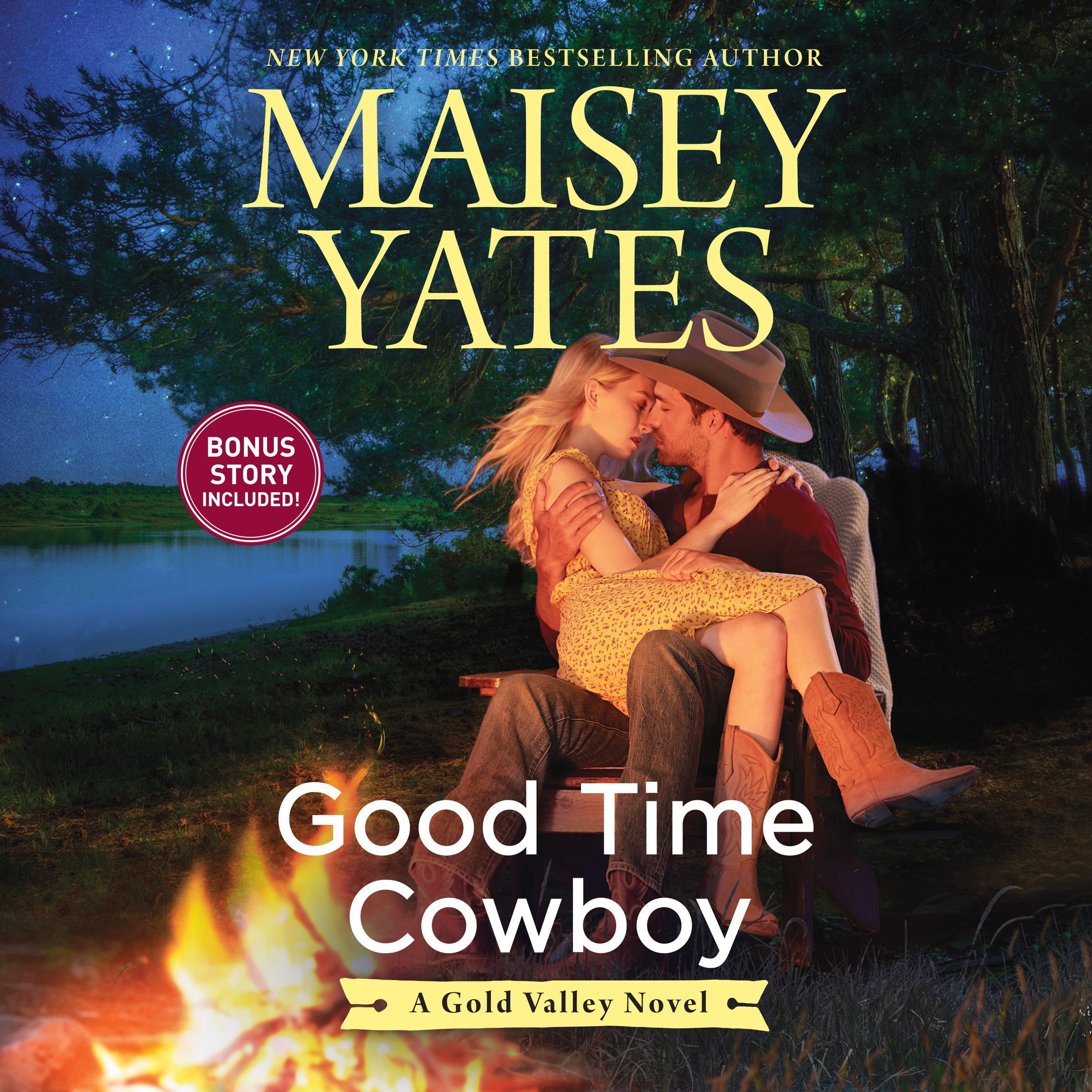Good Time Cowboy: Gold Valley Series, Book 3