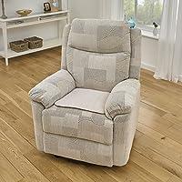 Beige Waterproof Chair Protector