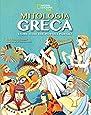 La mitologia greca. Storie di dei, dee, mostri e mortali