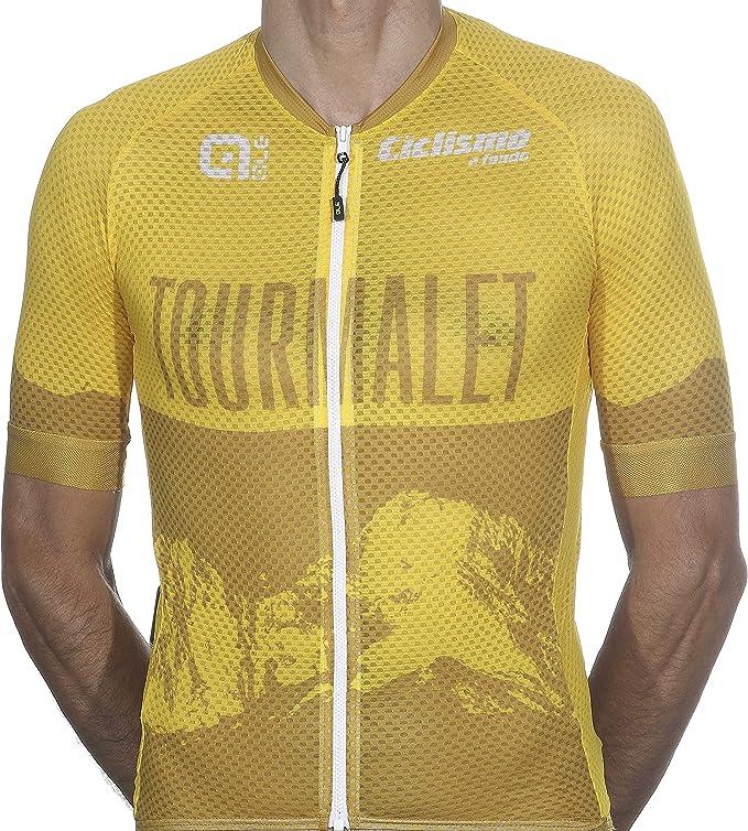 Alé Maillot Tourmalet edición Limitada Ciclismo a Fondo: Amazon.es ...