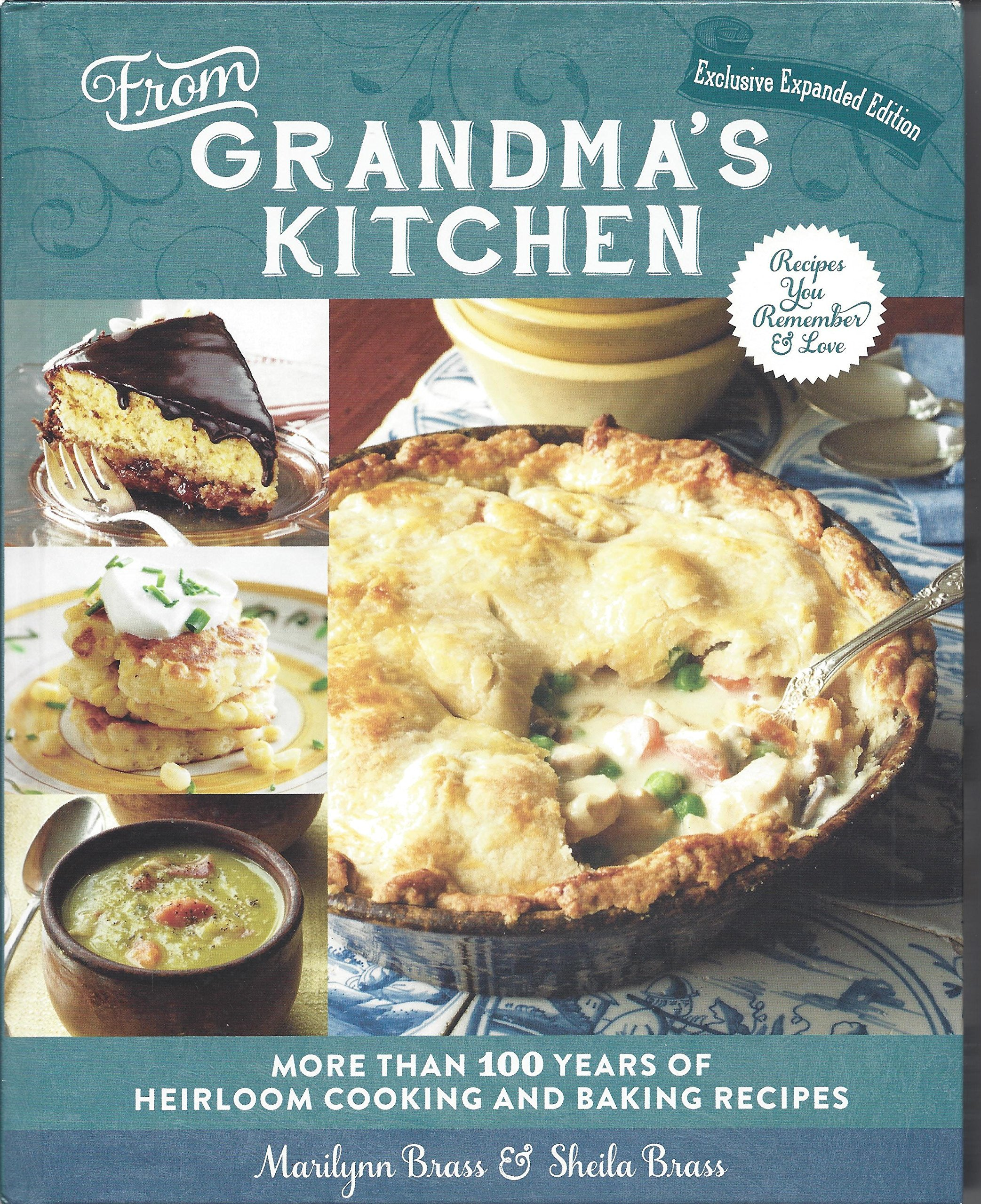 From Grandma\'s Kitchen Exclusive Expanded Edition: Shiela ...