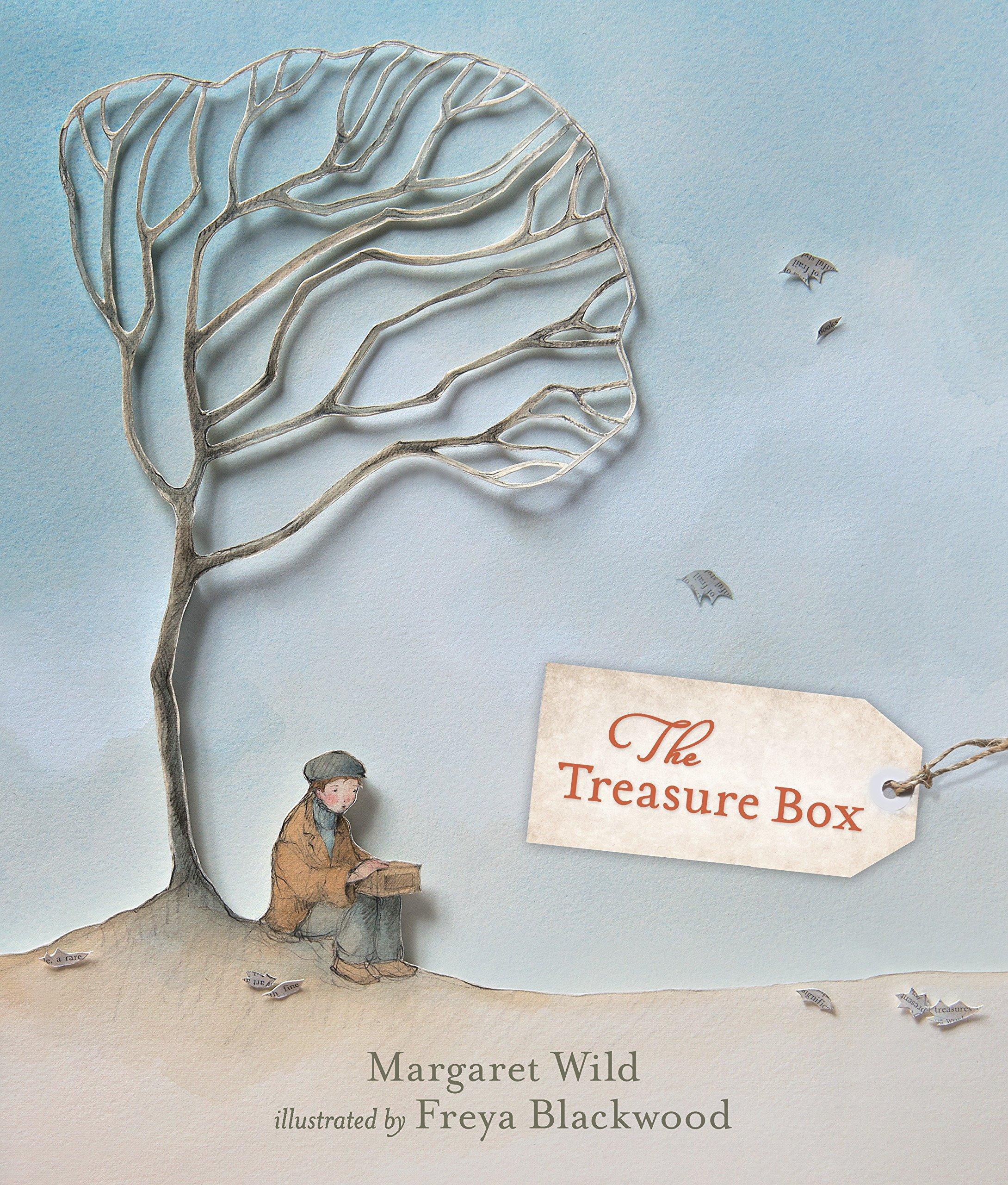 The Treasure Box : Wild, Margaret: Amazon.co.uk: Books