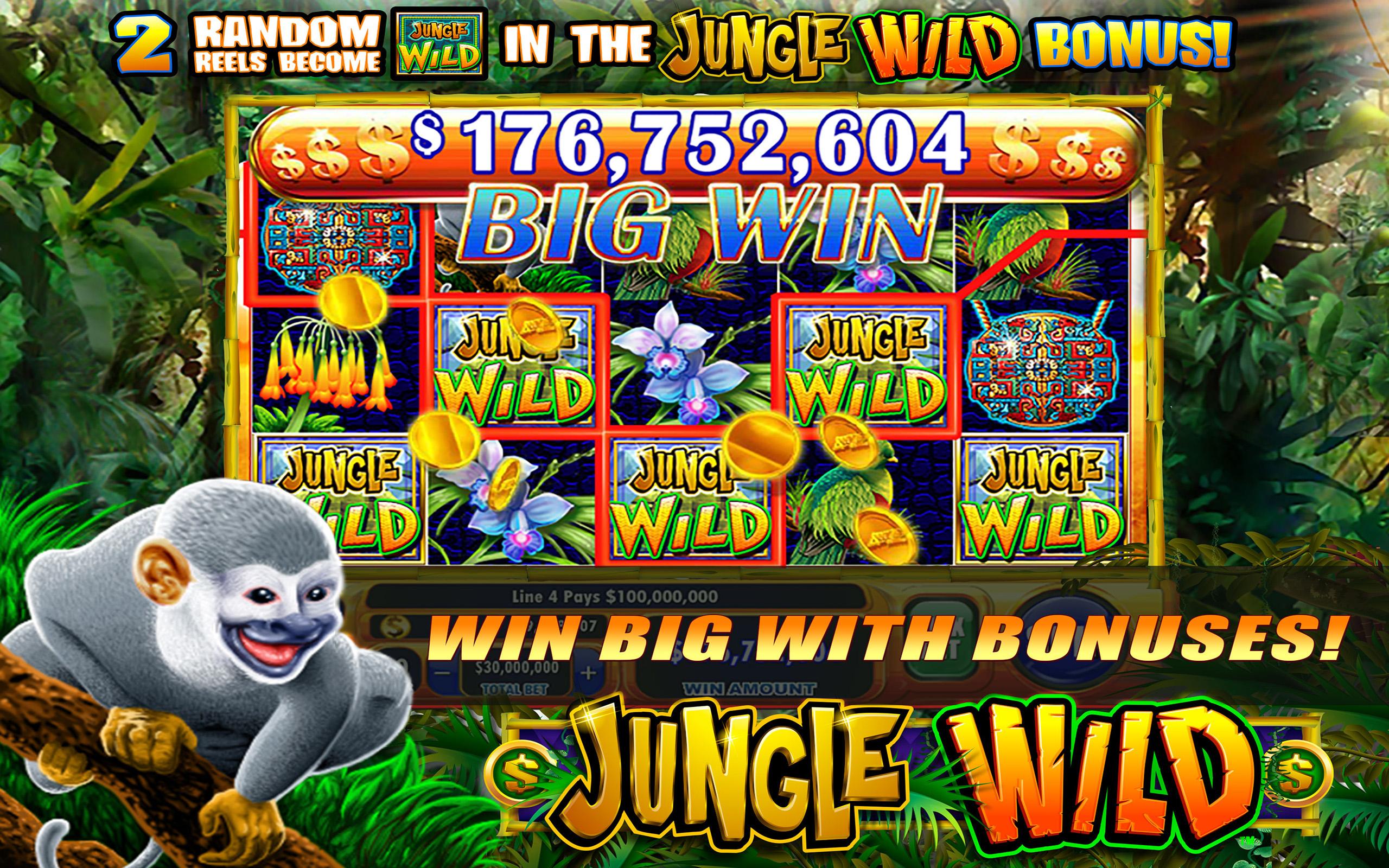 Jackpot party casino slots itunes ritz casino san juan