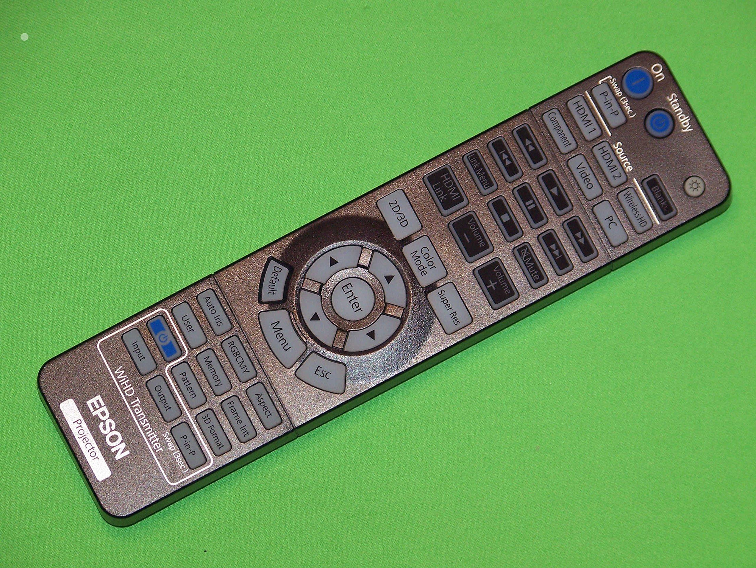 OEM Epson Remote Control: PowerLite Home Cinema 5025UB by Epson