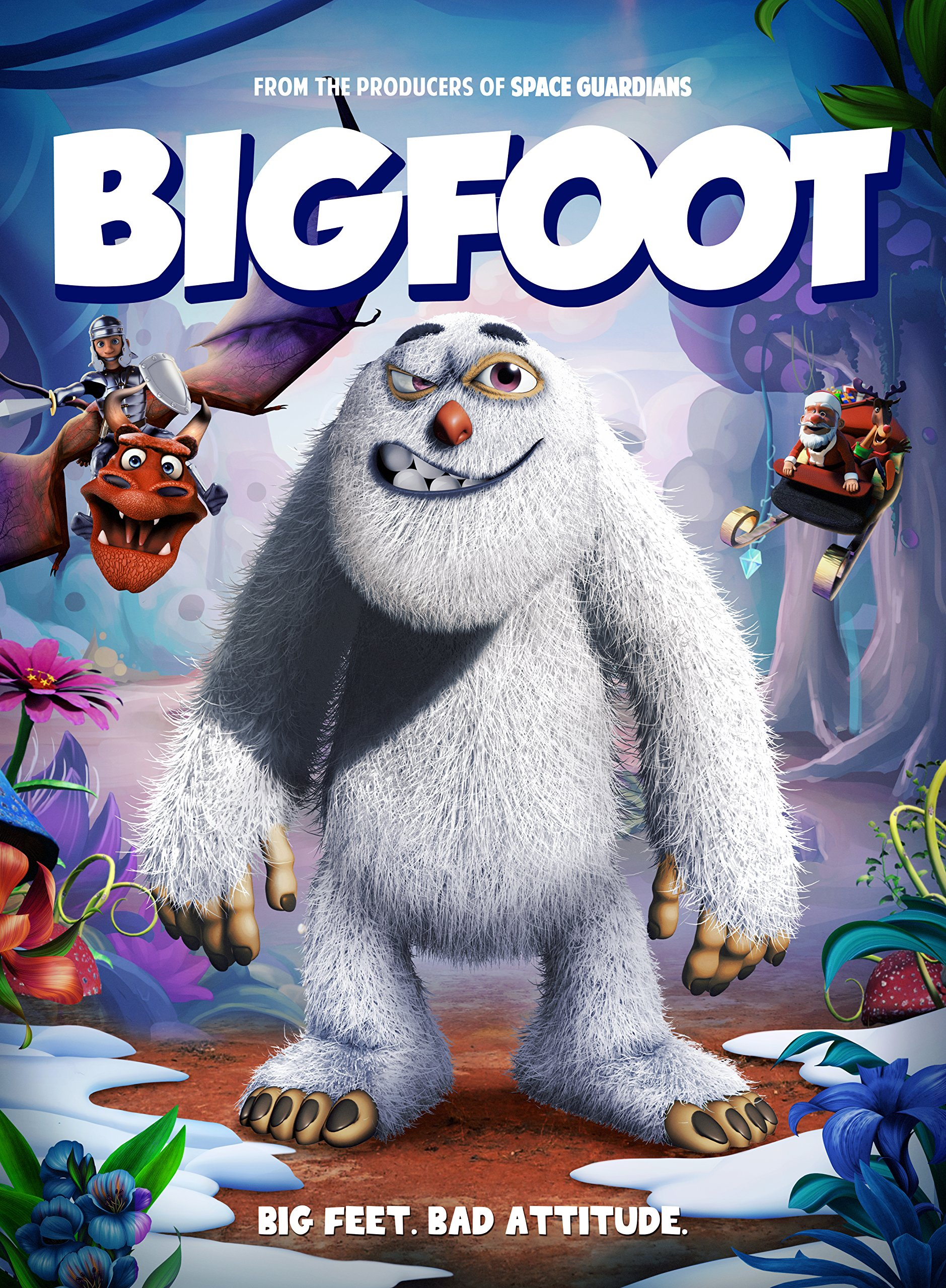 DVD : Bigfoot (DVD)