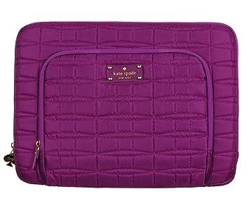 "official photos 18fee f7e91 Kate spade New York Purple 15""Laptop Sleeve"