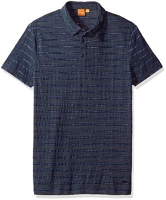 02cd508e Amazon.com: BOSS Orange Men's Playmate Polo Shirt: Clothing