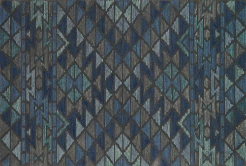 Loloi GEMOLOGY Area Rug, 9 3 x 13 , Navy Grey