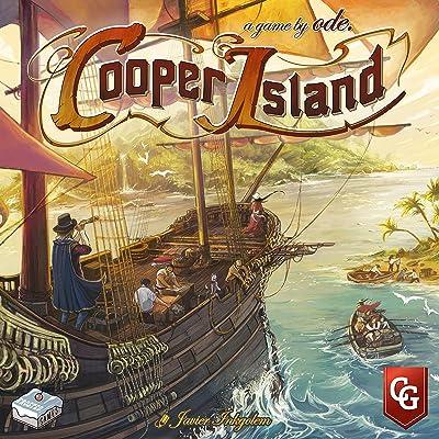 Capstone Games Cooper Island: Toys & Games