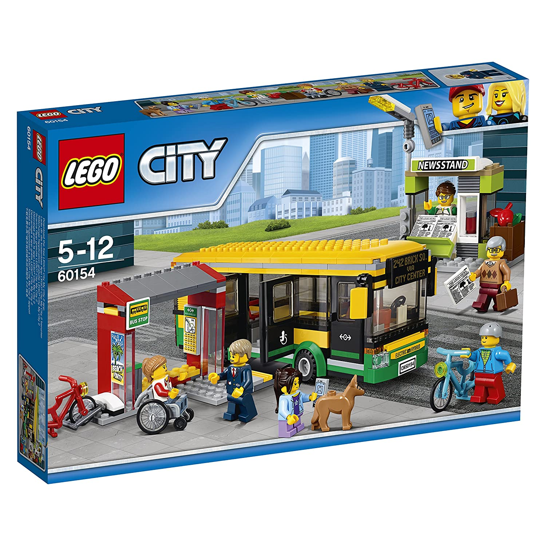 LEGO City Town Estación de autobuses