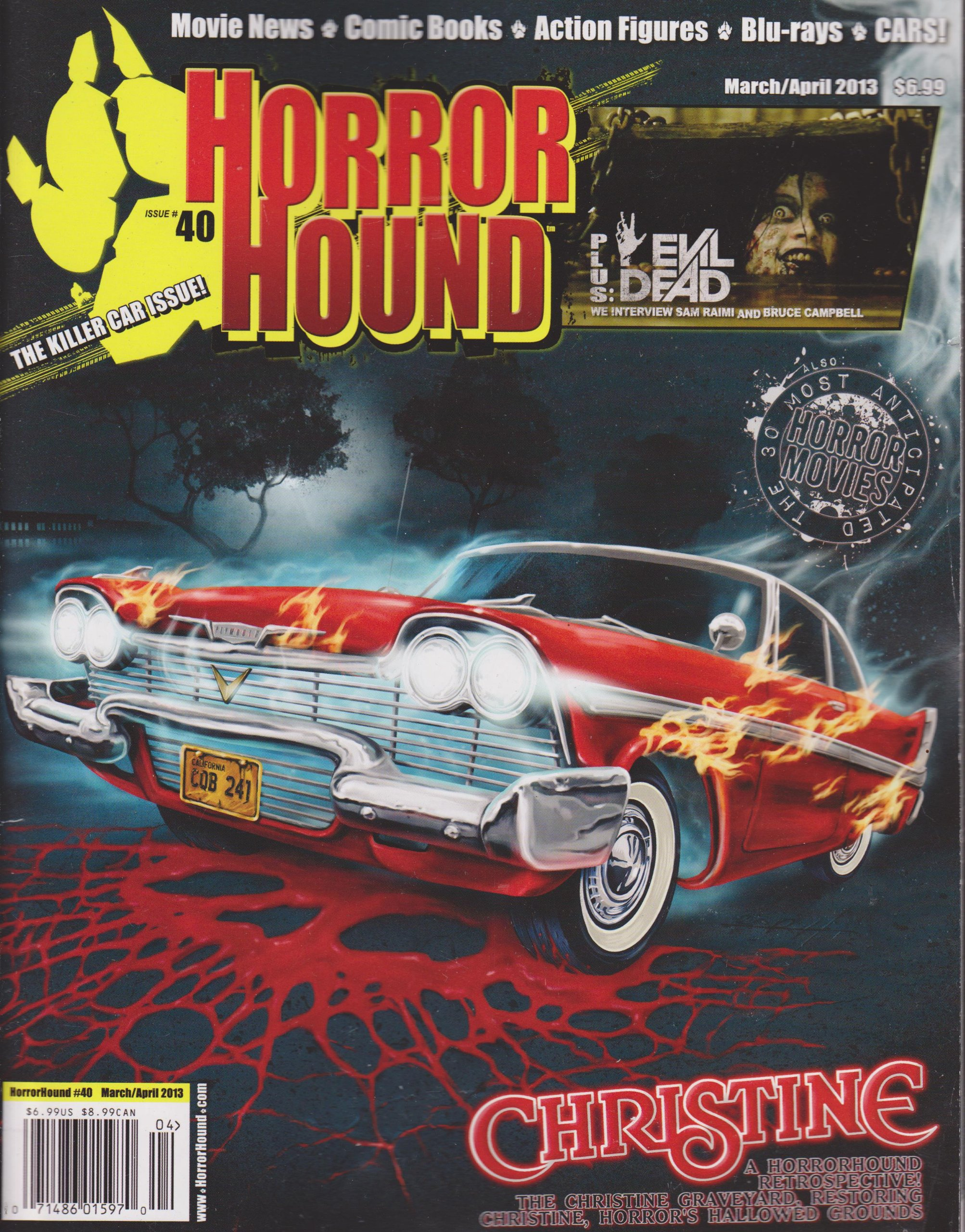 Download Horror Hound Magazine Issue 40 PDF