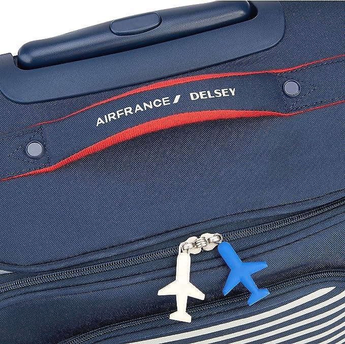 45 cm Bleu Delsey Paris AIR France Kids Bagage Cabine 26 liters Marineblau