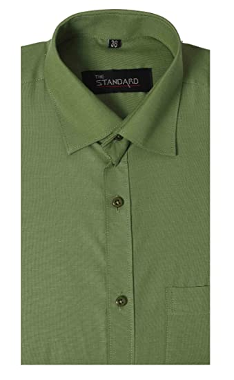 5cfa074d351 The Standard Men s Casual Formal Wear Shirt