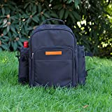 Holt & Oden Picnic Backpack - 2 Person - Complete