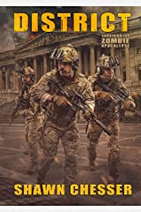 District (Surviving the Zombie Apocalypse Book 11) Kindle Edition