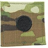 Army ROTC Cadet Rank OCP Scorpion with HOOK Fastener