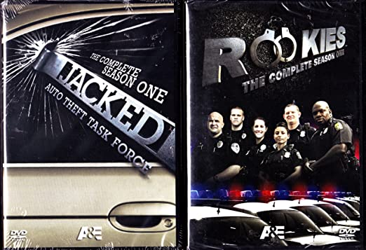 Amazon Com The Rookies Complete Season One Box Set Jacked Complete Season One Box Set Police Action Shows 2 Pack Collection Movies Tv