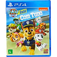 Patrulha Canina PS4 PlayStation 4