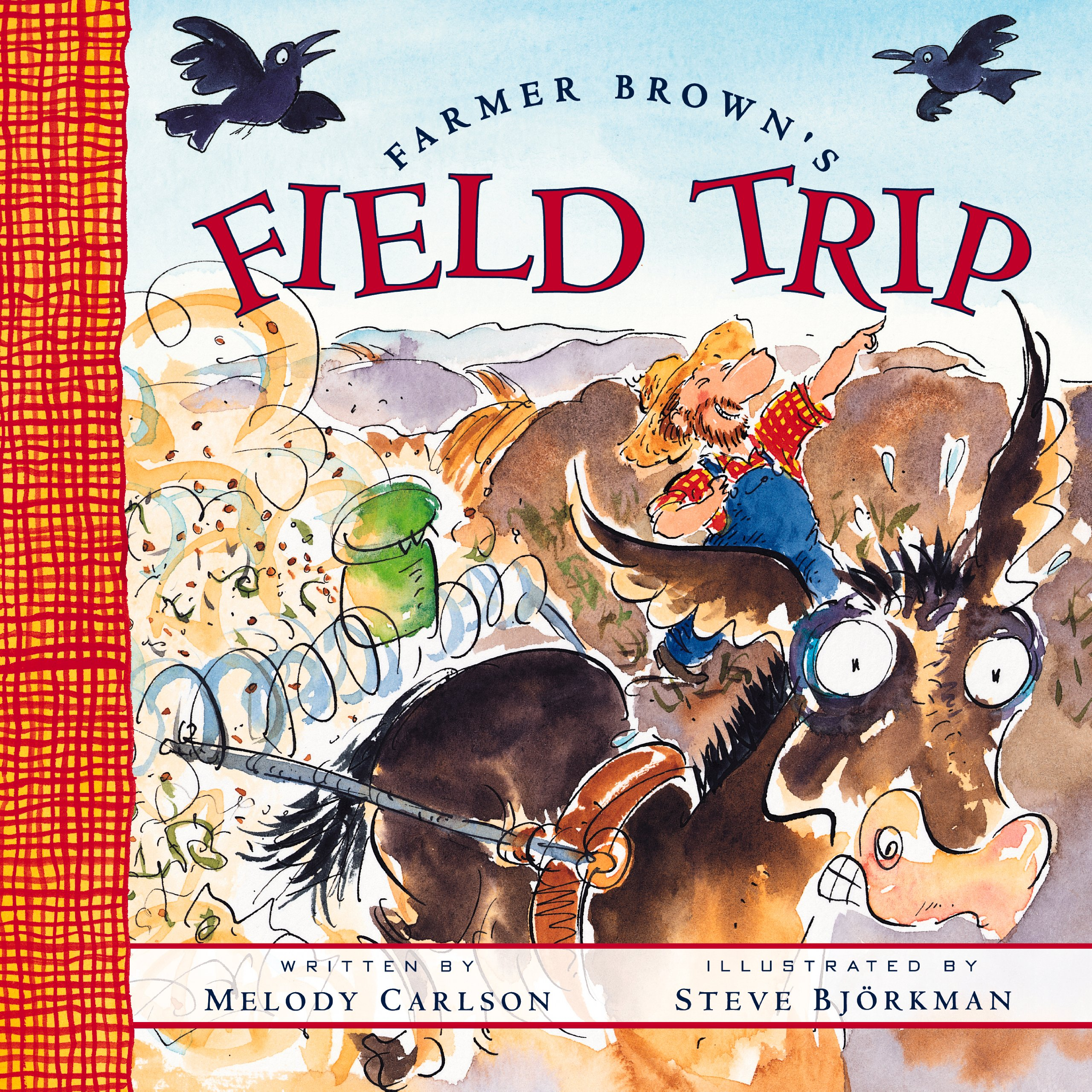 Farmer Brown's Field Trip PDF