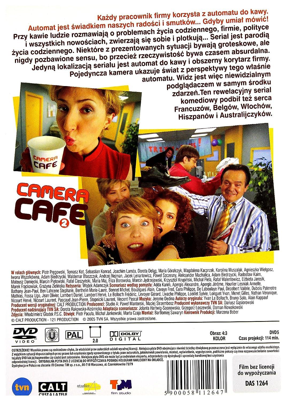 Camera Cafe [DVD] (IMPORT) (No hay versión española): Amazon.es ...