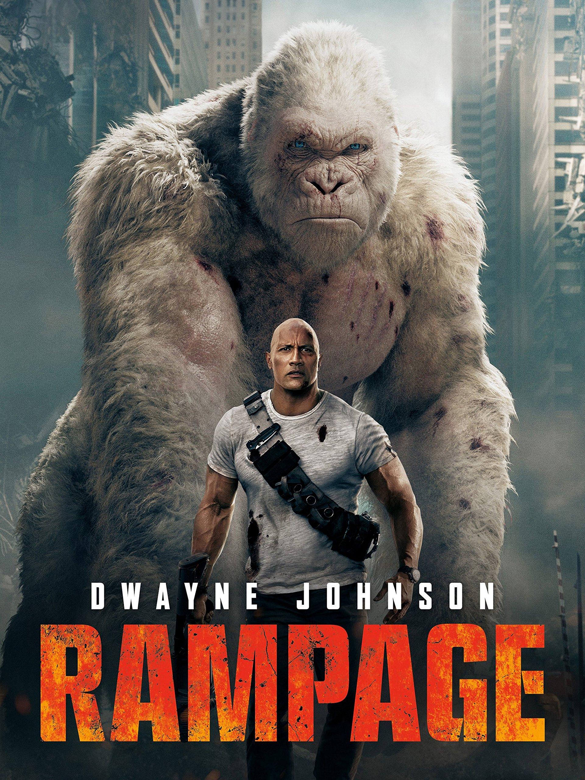 Amazon com: Watch Rampage | Prime Video