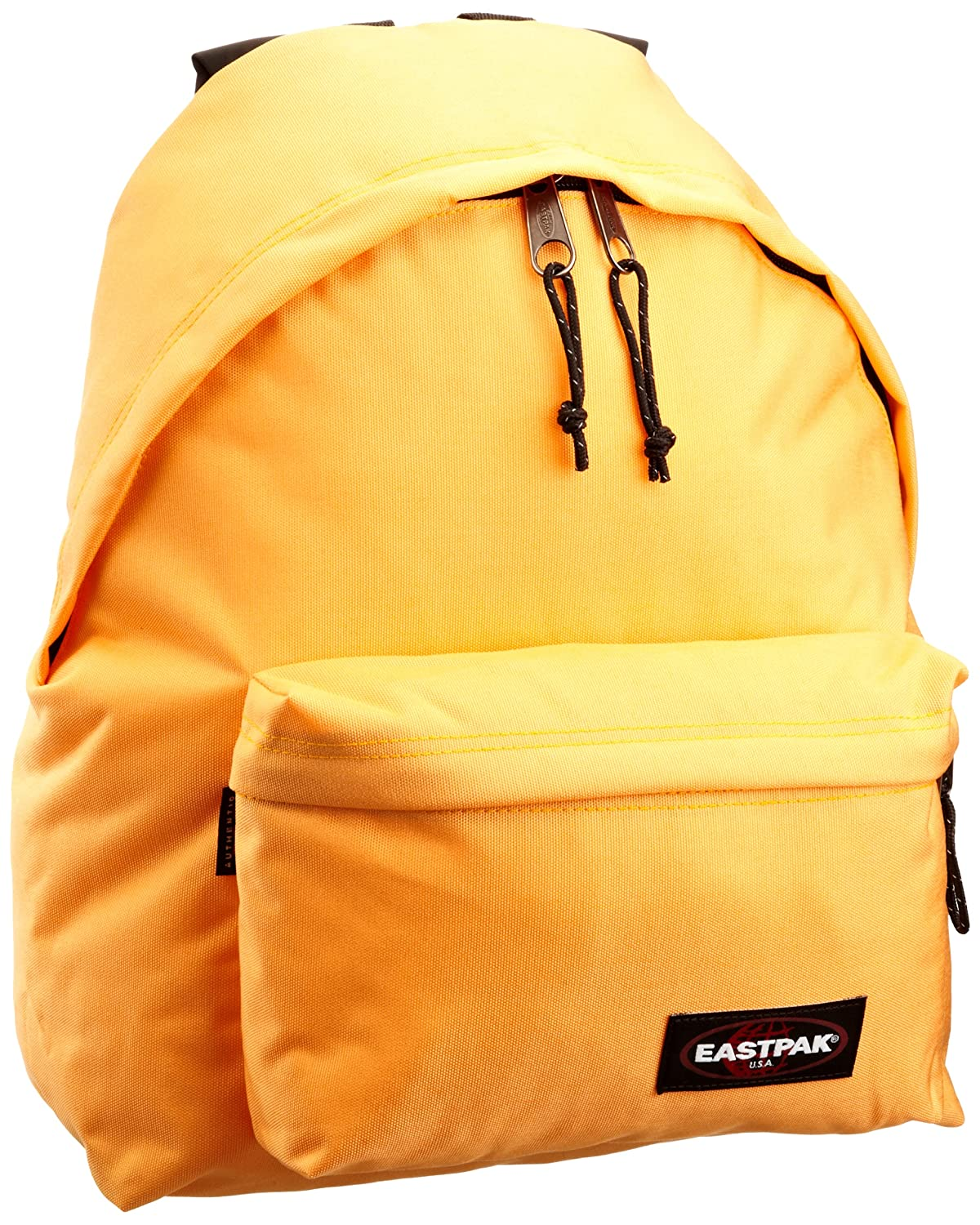 Don`t Yellow At Me Eastpack Padded Pak'R Backpack  FF Black, One Size