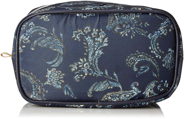 13x17x24 cm Blau Blue-Black 4170000524 Oilily Damen Vivid Washbag MHz 4 Taschenorganizer