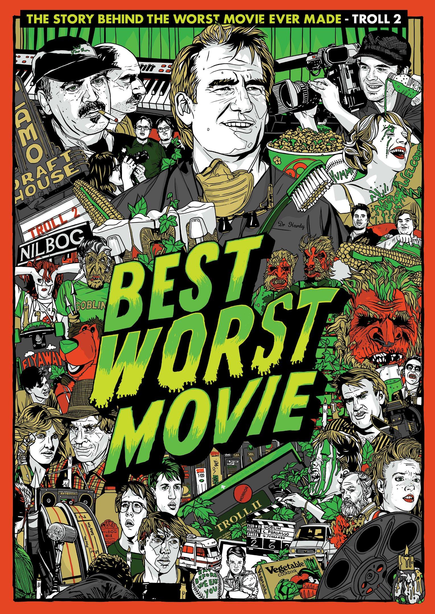 DVD : Best Worst Movie (Widescreen)