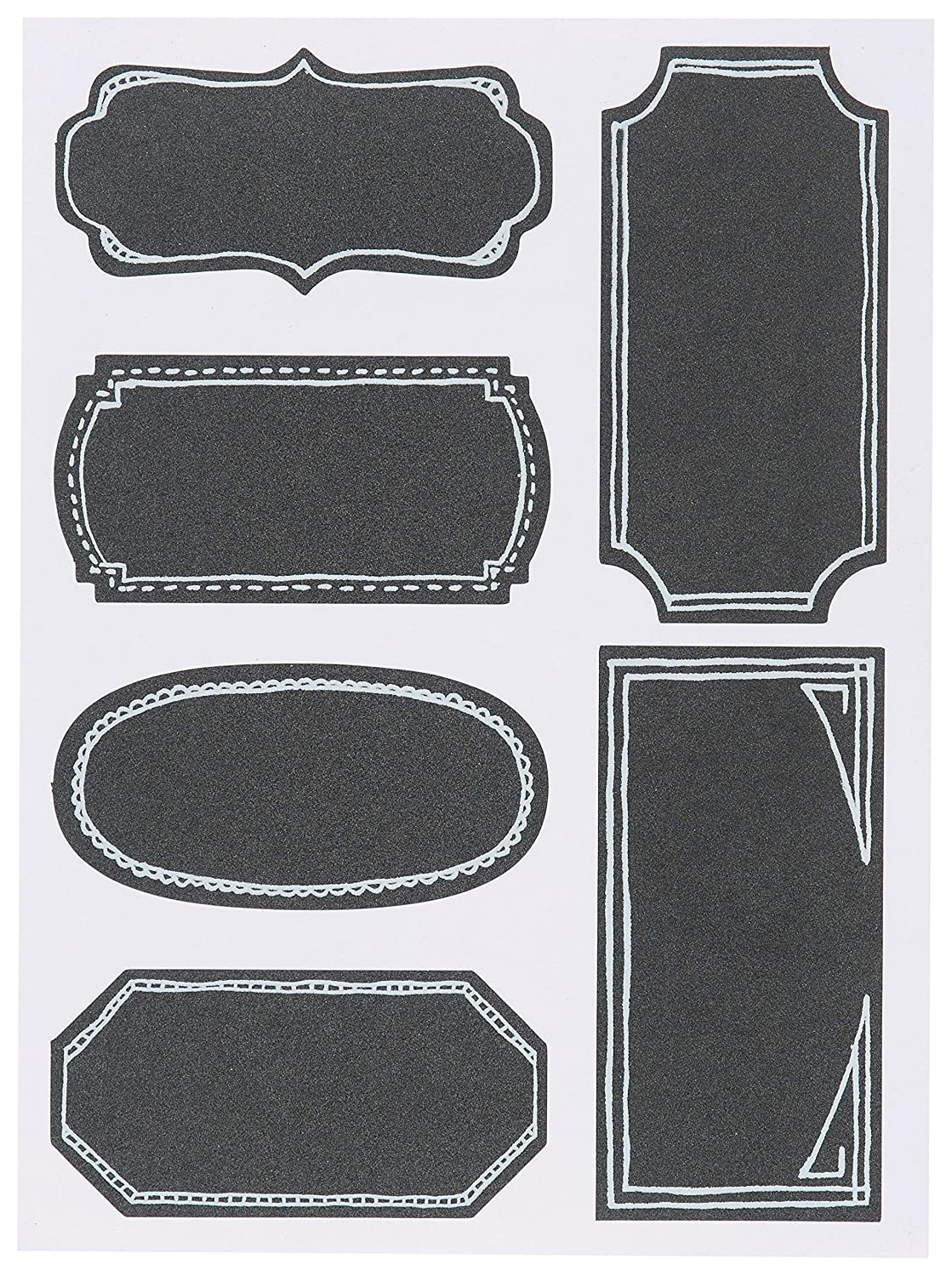 Now Designs Chalkboard Label Stickers Danica Imports Ltd 5029001
