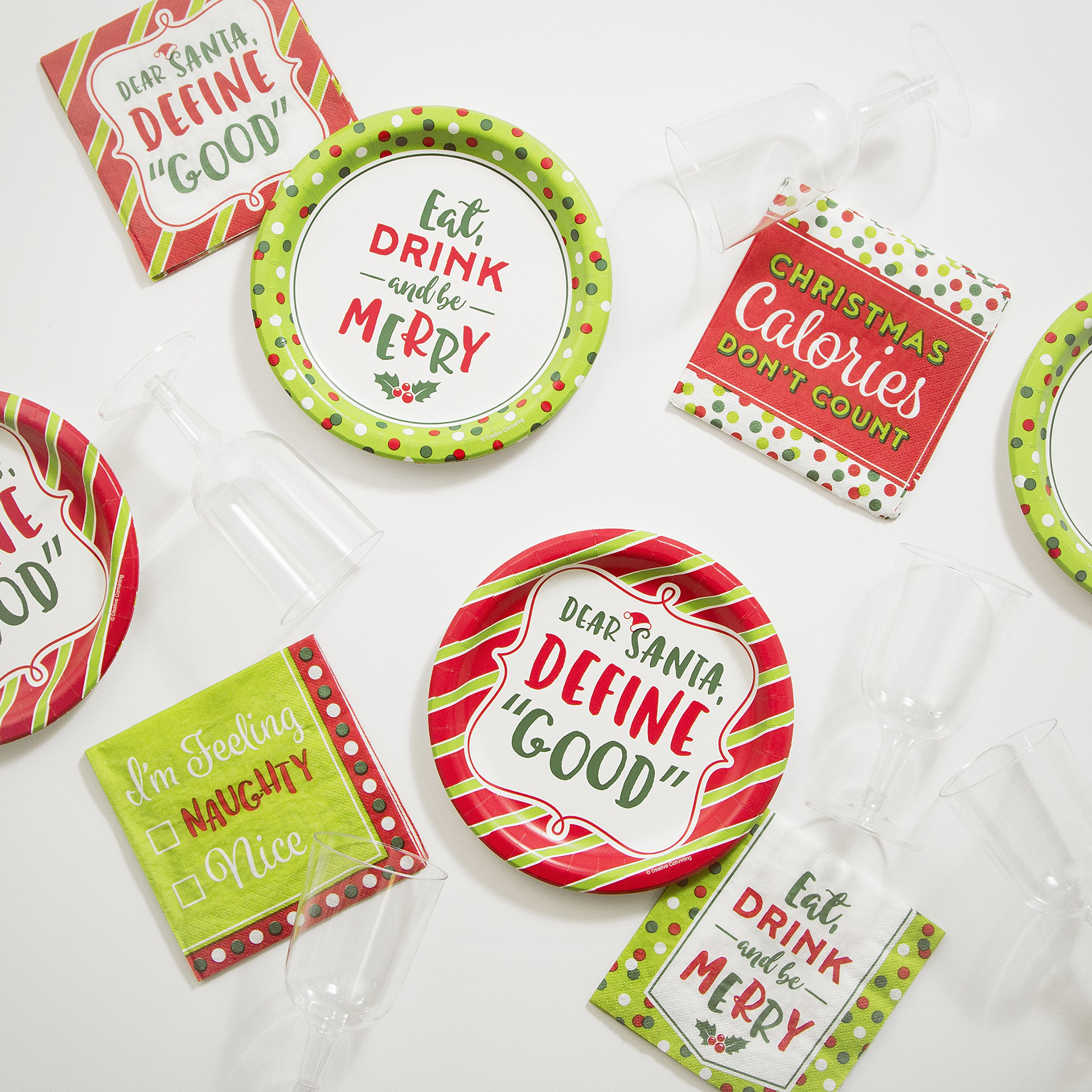 Christmas Cocktail Party Supplies Kit