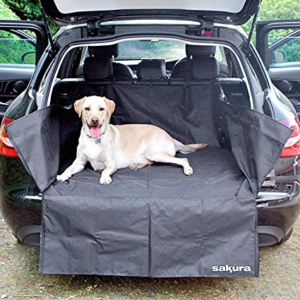 TO FIT MITSUBISHI ASX DOG PET GUARD /& BOOT LINER PROTECTOR WATERPROOF