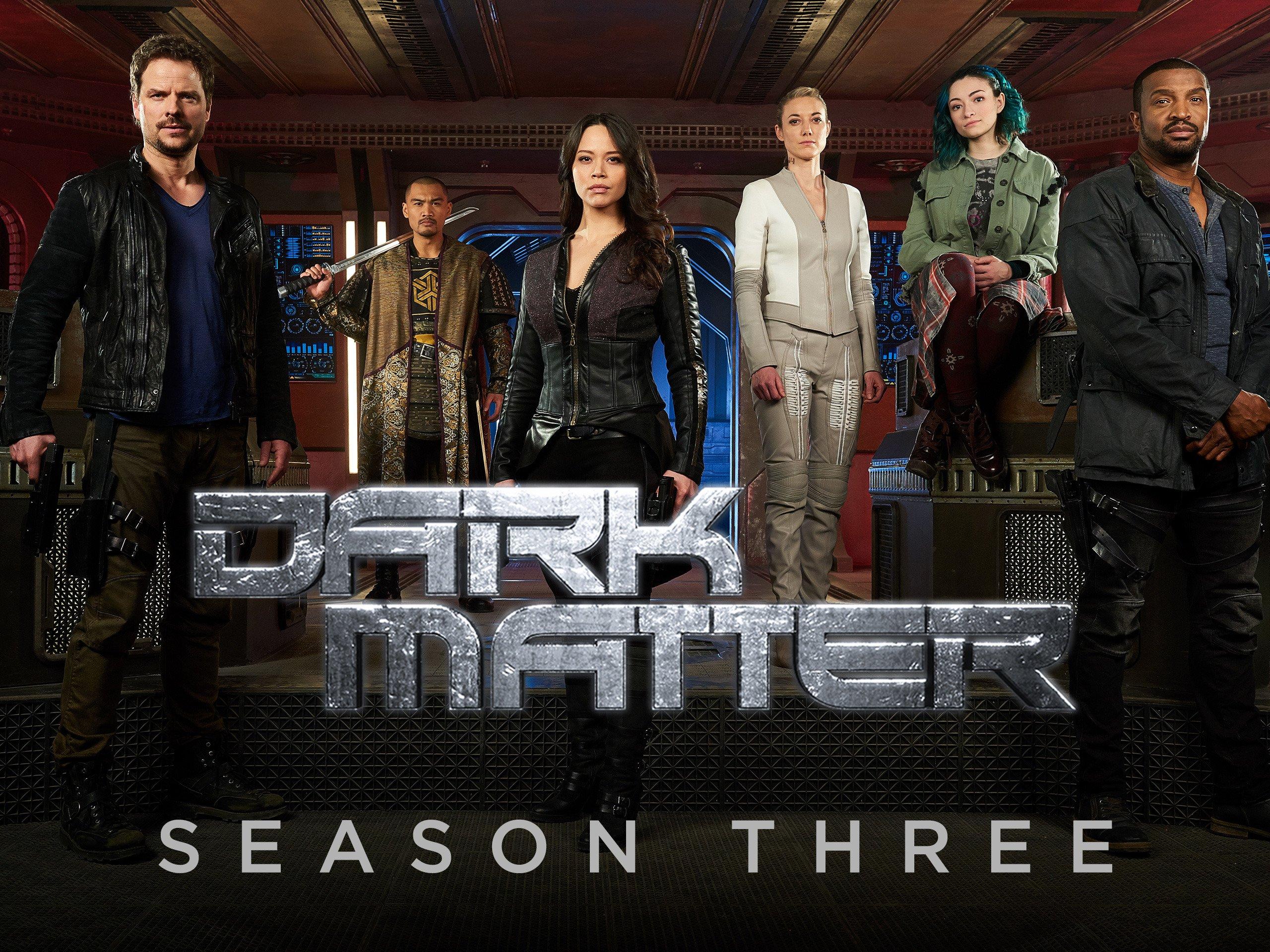 Amazon com: Watch Dark Matter, Season 3   Prime Video