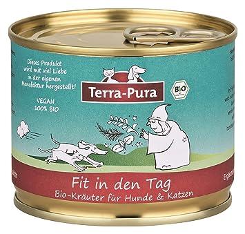 Terra Pura Bio Hierbas para Perros y Gatos depuración Detox: Amazon.es: Productos para mascotas