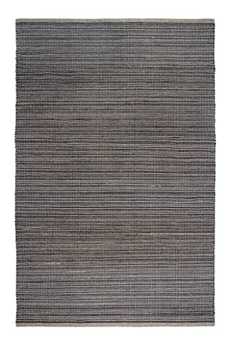 Fab Habitat Indoor Outdoor Rug Reclaimed Rubber from Tires Polypropylene Kismet – Beige, 6 x 9