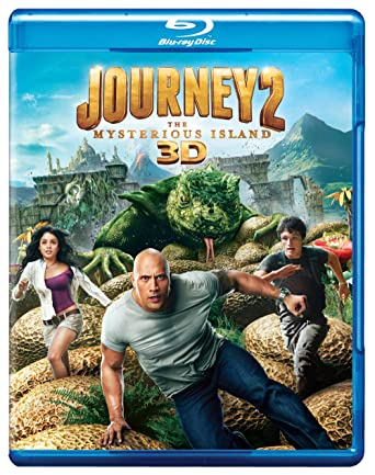 Journey 2 The Mysterious Island (2012) BluRay 720p 850MB Org [Telugu-Tamil-Hindi-Eng] ESubs MKV