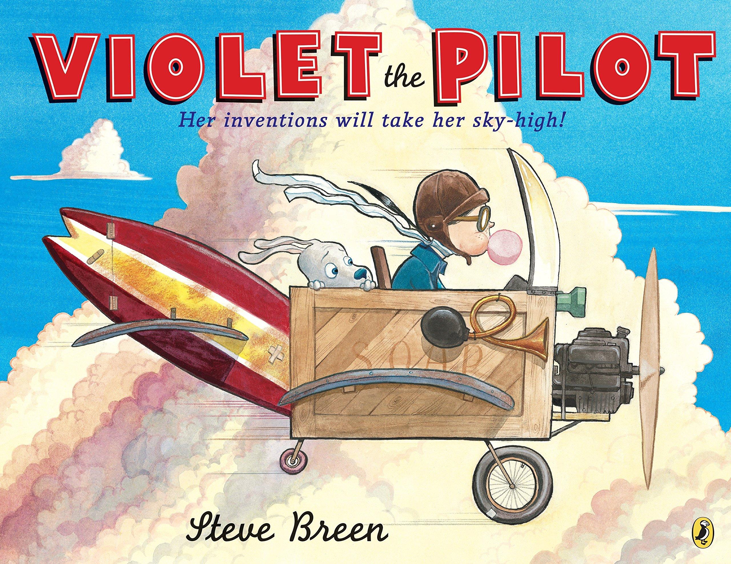 Violet the Pilot ebook