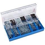Connex DP8500010 Nägel und Stifte-Sortimentskasten, 70- teilig