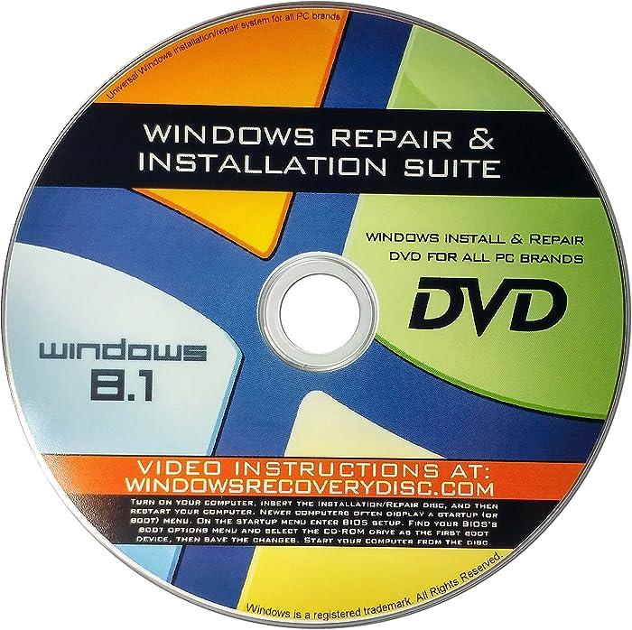 Updated 2021 – Top 10 Full Windows 81 64 Bit Dvd Home Version