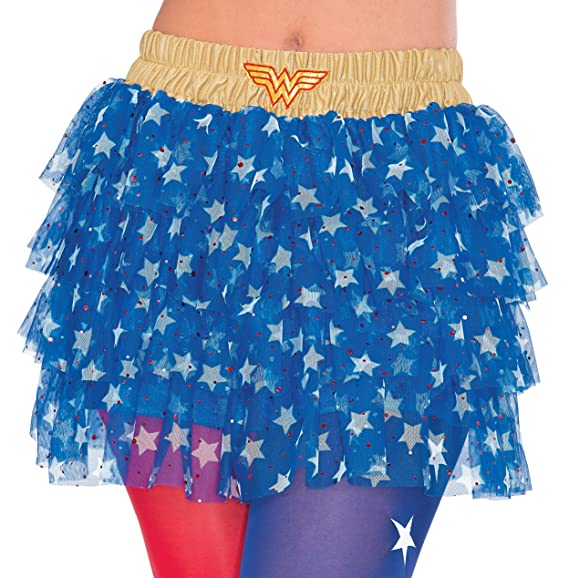 RubieS Dc Comics Wonder Mujer de la falda de las mujeres con la ...