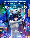 Ghost In the Shell [3D Blu-ray + Blu-ray + Digital HD]
