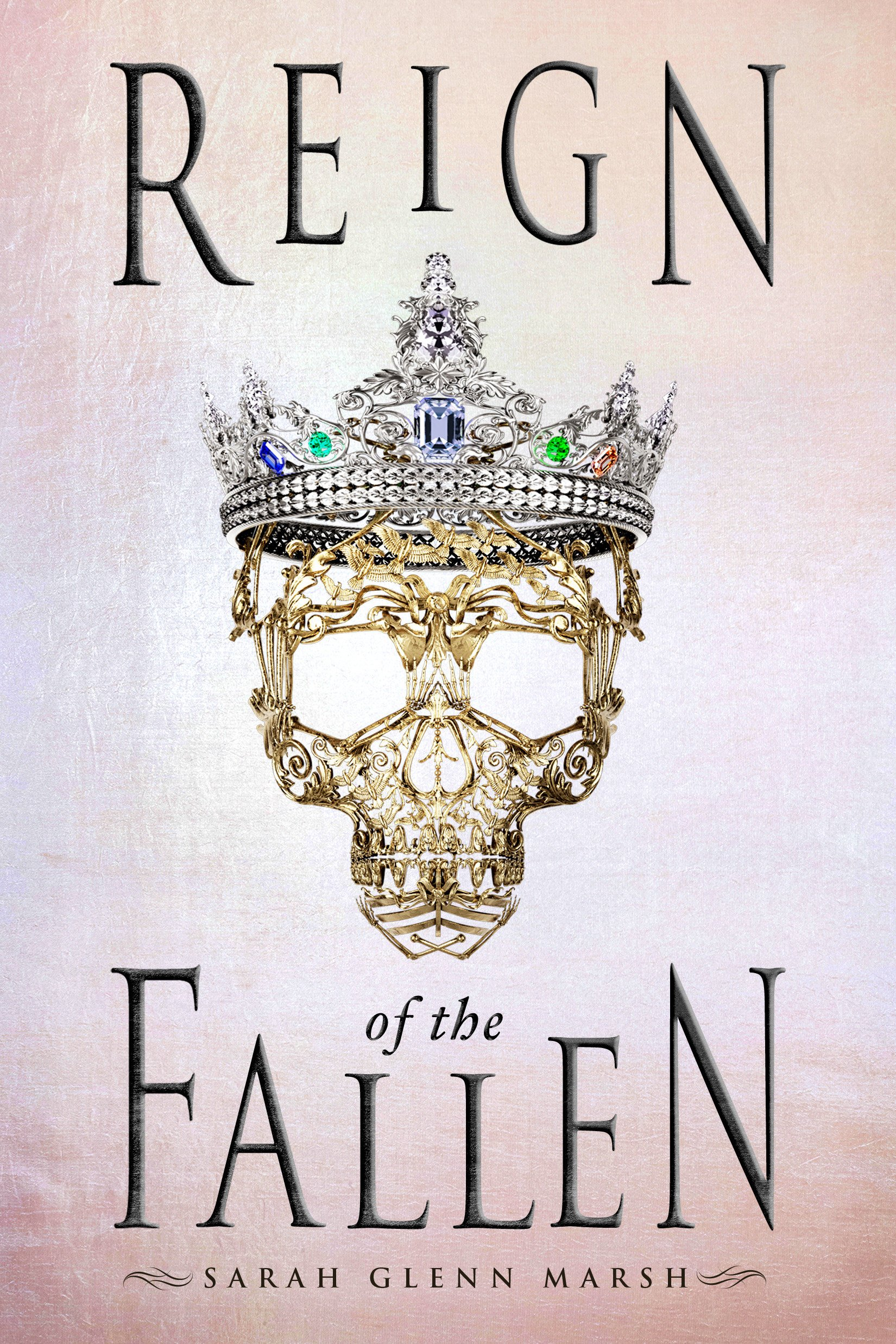 Reign of the Fallen: Amazon.es: Sarah Glenn Marsh: Libros en ...
