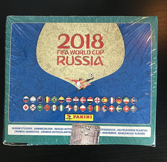 Amazon.com: Copa del Mundo Rusia 2018 versión internacional ...