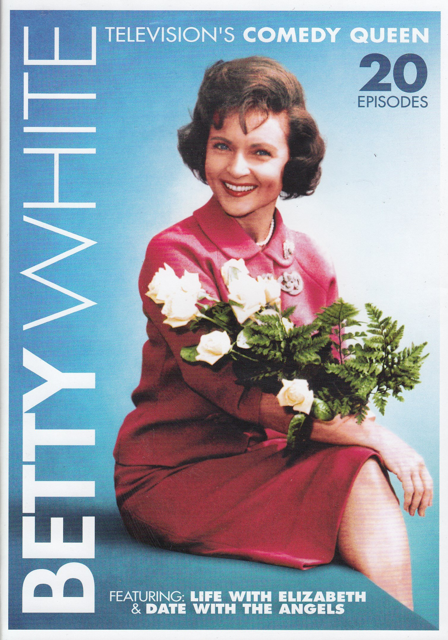 Betty White: Television's Comedy Queen (20 Episodes)