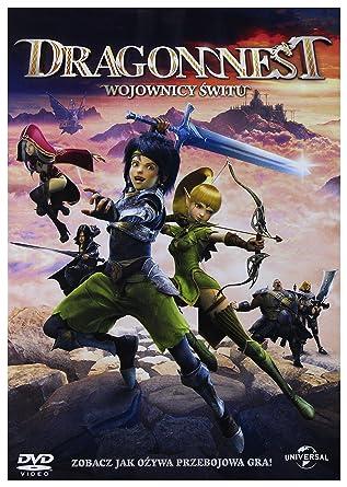 dragon nest warriors dawn dvd region 2 import no english version
