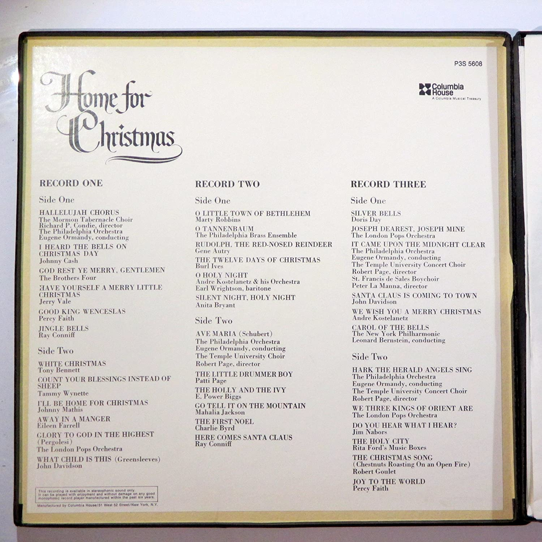Various - Home for Christmas - Amazon.com Music