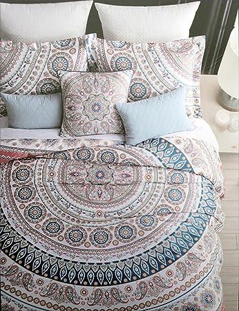bedding fmt hei medallion target bed gemma a piece set wid comforter p