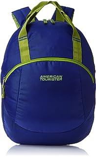 American Tourister Flint Blue Casual Backpack (Flint Backpack 01_8901836116502)