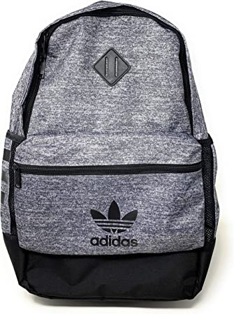 adidas Unisex Prime V Backpack Onix Jersey//Black