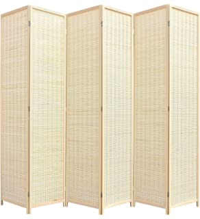 Amazoncom Legacy Decor 8 Panel Japanese Oriental Style Room Screen
