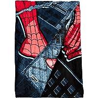 Blaze Children's Cartoon Printing Blanket Coral Fleece Blanket (40 by 55 Inch, Spider-Man)